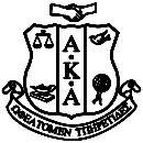 Alpha Kappa Alpha Sorority, Inc – (Gamma Zeta Omega - Miami, FL)