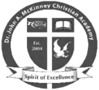 John A. McKinney Christian Academy (J.A.M.C.A.)